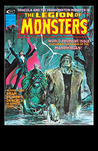 Download Legion of Monsters (1975) #1 (English Edition) B079H3FR51