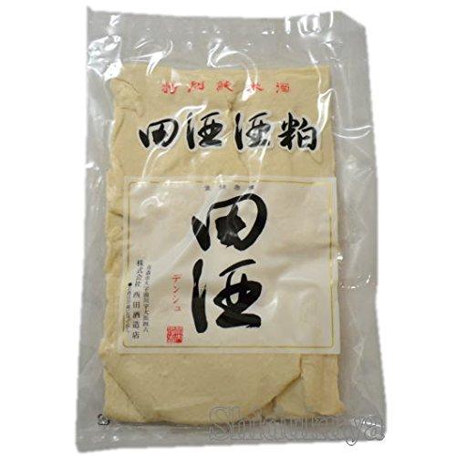 【酒粕】青森県 青森市 西田酒造店 田酒 ( でんしゅ ) 板粕 500g
