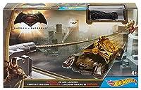 Hot Wheels Batman v Superman Dawn of Justice Batman Zipline Launcher Trackset [並行輸入品]