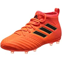 adidas Performance Boys Kids ACE 17.1 Firm Ground Training Football Boots-Orange
