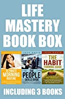 Life Mastery Box: Master Your Morning Routine, Conversational Skills and Develop Strong Habits for Life to Improve Your Energy Levels and Joy Forever (Boxing Josh David)