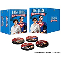 【Amazon.co.jp先行販売】LOIS & CLARK/新スーパーマン <シーズン1-4> DVD全巻セット