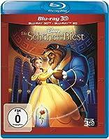 Die Schoene und das Biest 3D: Blu-ray 3D + 2D / 4. Auflage