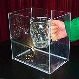 ボトルバーストバーストカップ - プレキシガラスカバー / Bottle burst burst Cup special - plexiglass cover -- メンタリズム / Mentalism / マジックトリック/魔法; 奇術; 魔力 …
