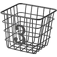 FLAMEER 収納バスケット キッチン ベッドルーム バスルーム 収納用品 全2種  - 平方