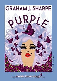 Purple by [Sharpe, Graham J.]