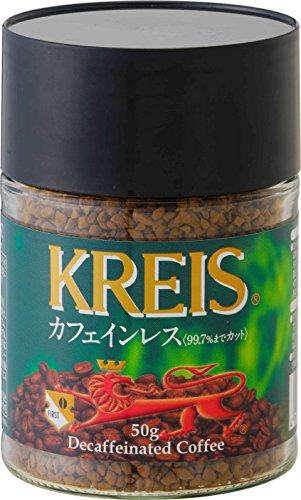 クライス カフェインレスコーヒー 50g