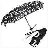 (マリメッコ) MARIMEKKO MARILOGO MINI MANUAL UMBRELLA 折りたたみ傘 #041399 910 並行輸入品