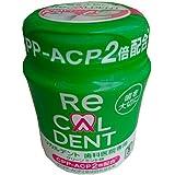 歯科医院専用 リカルデントガム グリーンミント味 140gボトル 1個