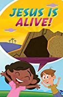 Jesus Is Alive.Happy Easter! (ATS) (Pack of 25)【洋書】 [並行輸入品]