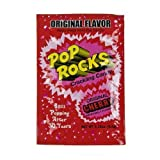 Pop Rocks popping Candy Original Cherry flavour 9.5g by Pop Rocks [並行輸入品]