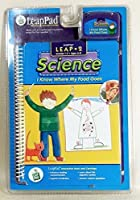 Leappad Science Leap 2 I Know Where My Food Goes Book & Cartridge Leapfrog Book 【You&Me】 [並行輸入品]