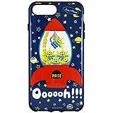 グルマンディーズ iPhone8 Plus/7Plus/6sPlus/6Plus(5.5インチ) ケース ディズニーキャラクター IIIIfi+(R)(イーフィット) エイリアン dn-442c