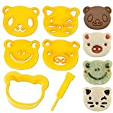 CuteZCute Animal Friends Food Deco Cutter and Stamp Kit by CuteZCute