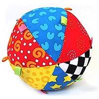 カラーFun教育レインボーボール – 最初ボールfor Baby