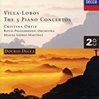 Villa-Lobos: The 5 Piano Concertos (1997-03-03)