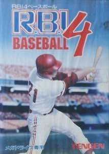 R.B.I.4ベースボール MD 【メガドライブ】