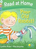 Read at Home: 2a: Poor Old Rabbit Book + CD (Read at Home Level 2a)
