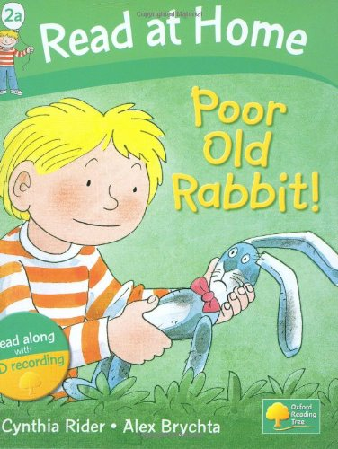 Read at Home: 2a: Poor Old Rabbit Book + CD (Read at Home Level 2a)の詳細を見る