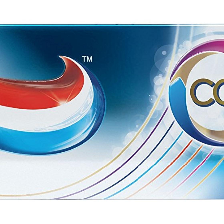 にんじん満了駐地Aquafresh Complete Care Fluoride Toothpaste (75ml) アクアフレッシュコンプリートケアフッ化物歯磨き粉( 75ミリリットル) [並行輸入品]