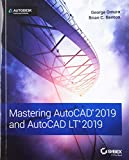 Mastering AutoCAD 2019 and AutoCAD LT 2019 画像