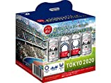 【お中元ギフト】アサヒスーパードライデザイン4缶カジュアルギフト(LP-MF) [ ビール 350ml×4本 ] [ギフトBox入り]