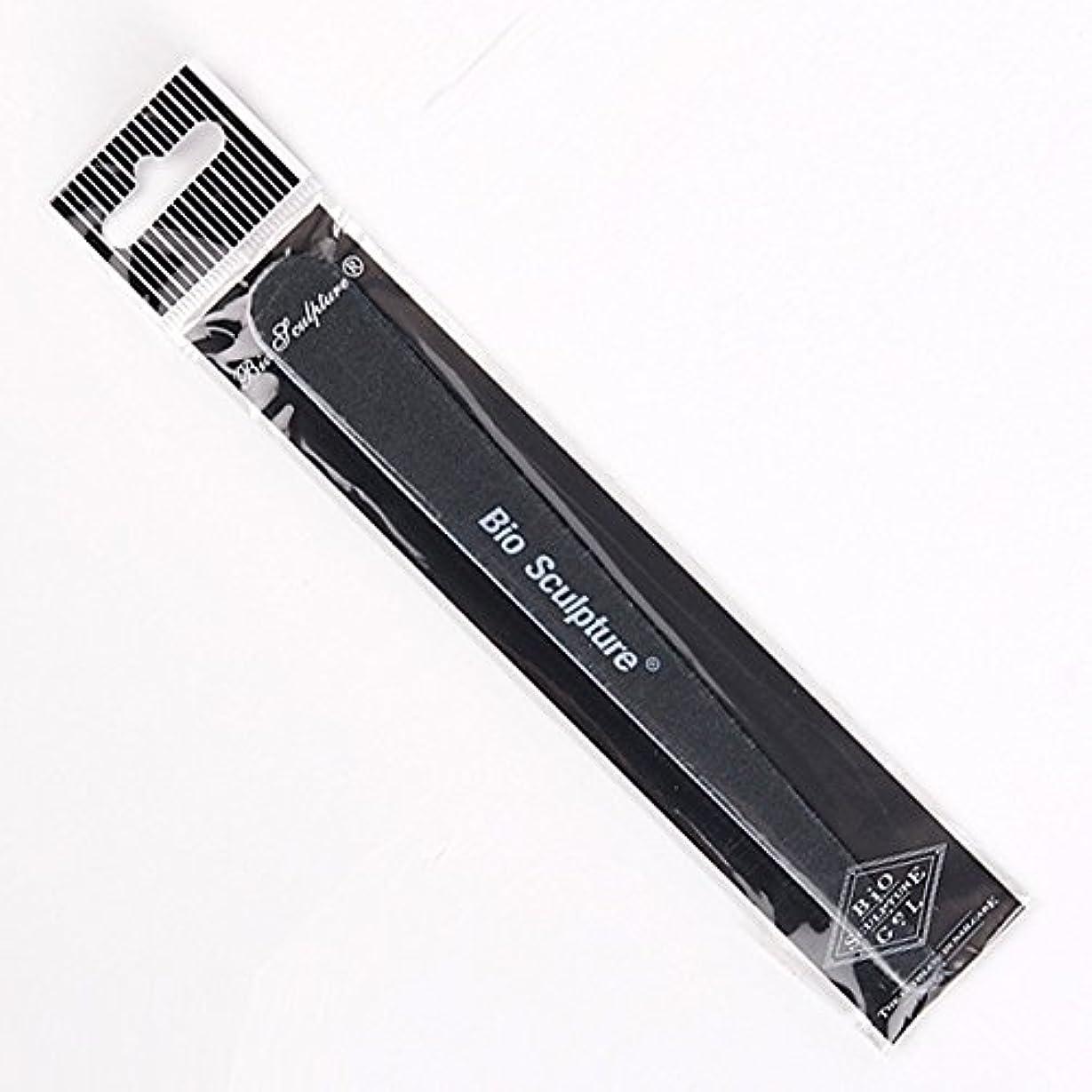 ビジョンクリーク焦がすBiO ネイル ファイル(バッファー/シャイナー)ブラックドロップファイル [180G-200G](ジェルネイル用) /バイオスカルプチュアジェル バイオ ジェルネイル