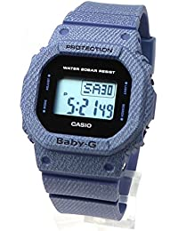 a7716b4ad5 【安心二年保証】カシオ 腕時計 BGD-560DE-2 DENIM'D COLOR デニムカラー デジタル CASIO ベビーg baby-g  ボーイズサイズ レディース レディス 女性用 時計…