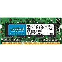 Crucial [Micron製] DDR3L ノート用メモリー 16GB ( 1600MT/s / PC3L-12800 / CL11 / 204pin / 1.35V/1.5V / SODIMM ) 永久保証 CT204864BF160B