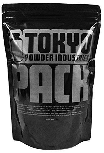 東京粉末(TOKYO POWDER INDUSTRIES) PURE BLACK/ピュアブラック NET330g