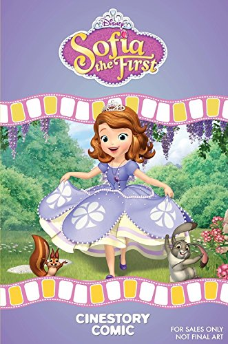 Disney Sofia the First: Beauty...