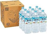 Restock 三得利 南阿爾卑斯的天然水 礦物質水 2升×9瓶