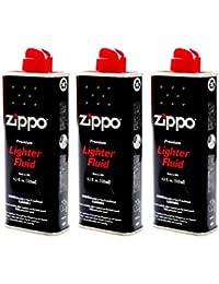 [ジッポー] ZIPPO ライター用 交換 オイル 小缶 133ml 純正 消耗品 (3本セット) zippo-oil-s-3