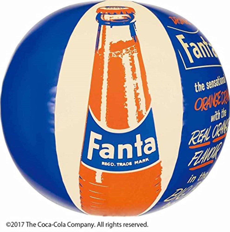 ドウシシャ ビーチボール Coca-Cola 50cm ファンタ A