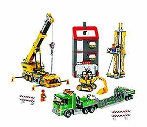 レゴ (LEGO) シティ 工事 ビル建設現場 7633