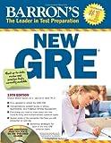 Barron's New GRE: Graduate Record Examination (Barron's Gre)
