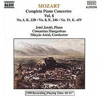 Piano Concerti 6, 8 & 19