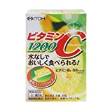 【お徳用 2 セット】 ビタミンC1200 2g×24袋×2セット