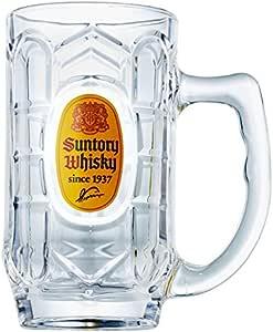 SUNTORY  メガ角ハイジョッキ グラス 700ml