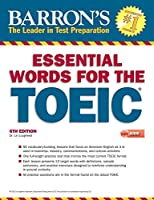 Essential Words for the TOEIC with MP3 CD (Barron's Test Prep)