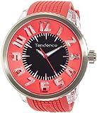 [テンデンス]Tendence 腕時計 フラッシュ レッド文字盤 TG530003  【並行輸入品】