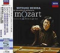 Mozart: Piano Concerto No. 20 & 27 by Mitsuko Uchida & the Cleveland