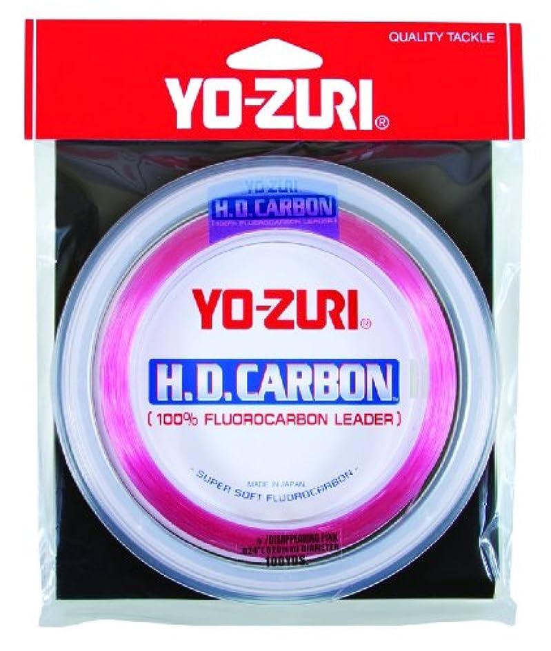 オゾン扇動する死の顎Yo-Zuri 100-Yard Fluorocarbon Leader, 11kg