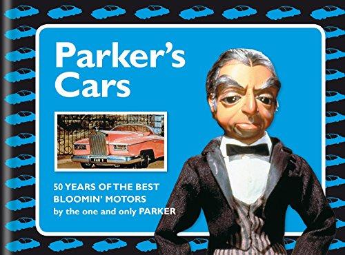 Parker's Cars (Thunderbirds) (English Edition)