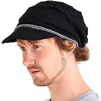 Casualbox Charm Mens Slouch Beanie Womens Slouchy Hat Peak Cap Breathable Summer Winter Japanese Fashion