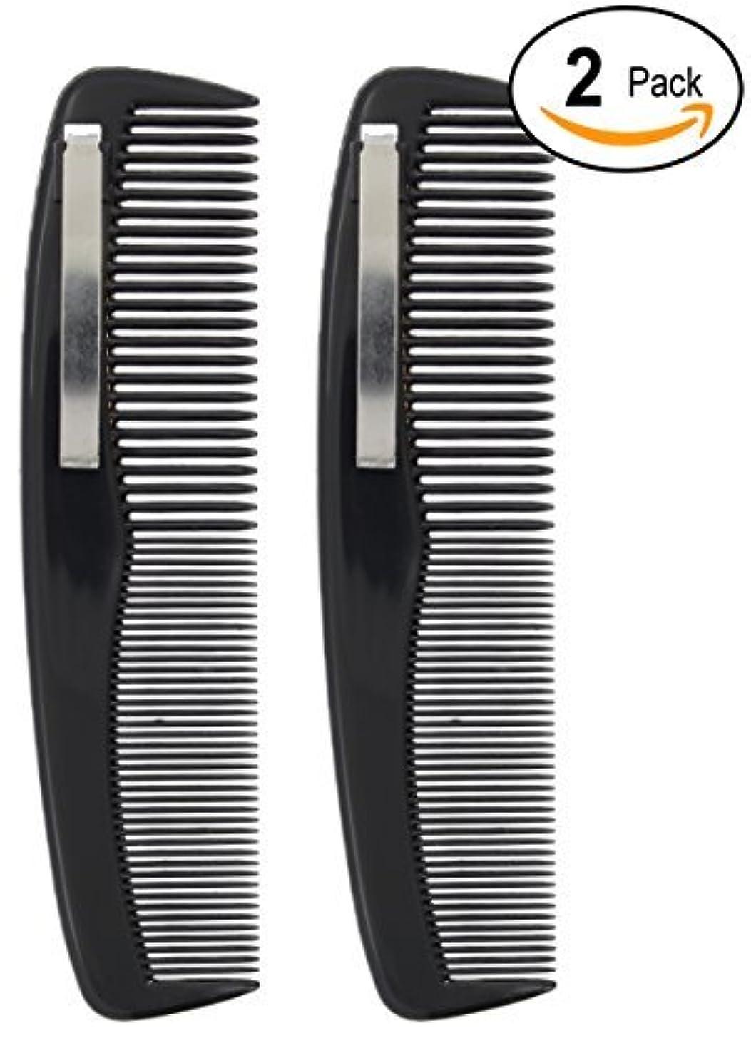 対角線王女方法2 Black Pocket Comb - 5