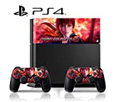 [PS4] Dead or Alive 5 #2 VINYL SKIN STICKER DECAL COVER for PS4 Playstation 4 System Console and Controllers by Ci-Yu-Online [並行輸入品]
