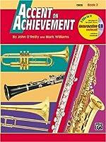 Accent on Achievement, Book 2: Oboe