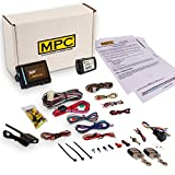 MPC コンプリート5ボタンリモートスタートキット キーレスエントリー付き 2004-2008 日産タイタン バイパス付き ファームウェア準備済み