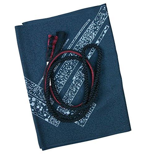 (キョウエツ) KYOETSU 福袋 正絹 帯締め・帯揚げセット 通年 (青系)